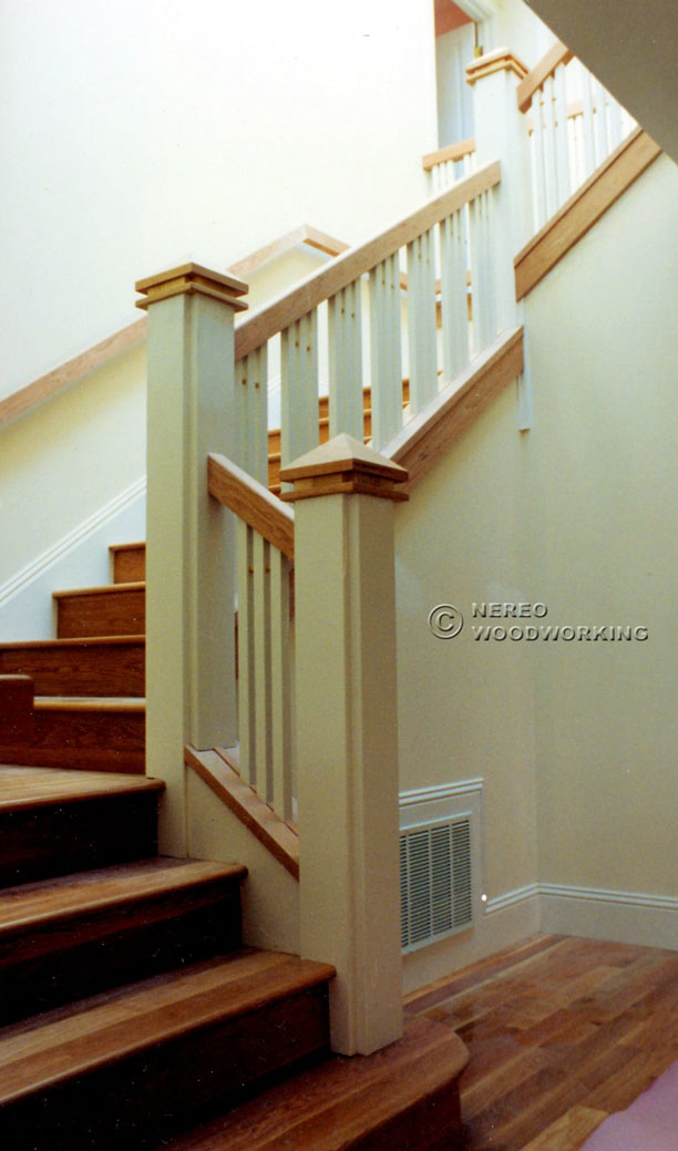 Craftsman Stairs Pictures To Pin On Pinterest Pinsdaddy